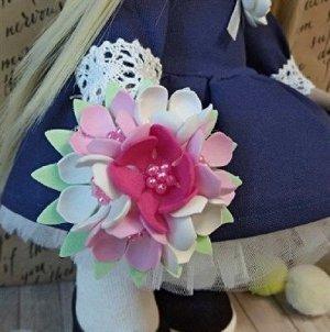 Букет цветов для куколки Бп-001