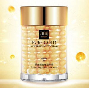 Крем вокруг глаз Senana 24K Pure Gold Moisturizing Hydra Eye Cream 60 гр