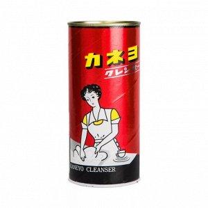 """Порошок чистящий """"Kaneyo Cleanser"""" (традиционный) 400 г / 24"""