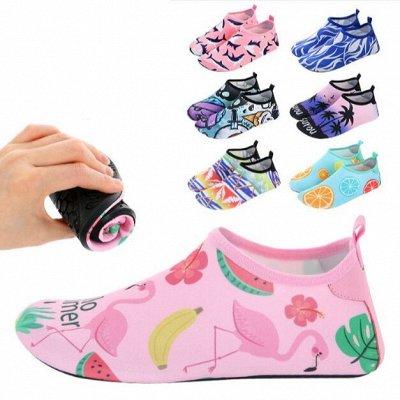 🏖 Акватапки для всей семьи. Самая нужная вещь на пляже — Акватапки для взрослых — Женская обувь