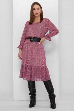 Платье 1885 сливовый