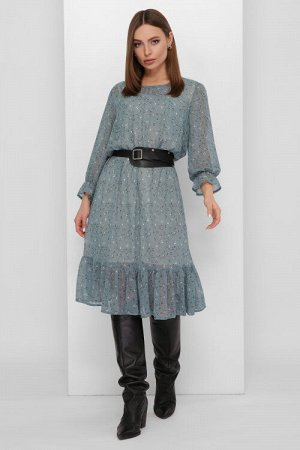 Платье 1885 волна