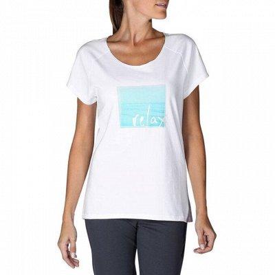 ✔Decathlon — Дышащие футболки от 420 руб, просто подарок — Женские Футболки от 490 руб