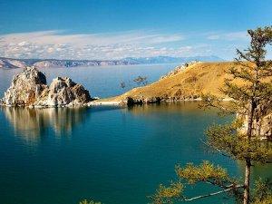 Алмазная живопись - мозаика Байкал