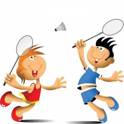 Товары для Дома и Гигиены — Набор для бадминтона — Спортивные игры