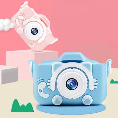 Тотальная Ликвидация✨Рисование по номерам&Мозаики — Детские фотоаппараты- творчество вашего ребенка оживает — Детям и подросткам