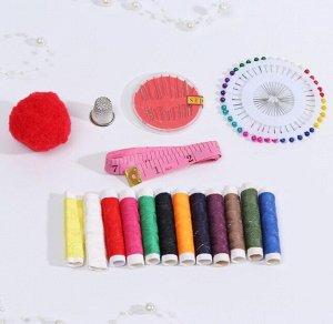 Набор для шитья, в сумочке