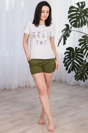 Костюм(футболка+шорты), арт. 0584-65