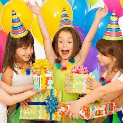 Устрой яркий день рождения с помощью праздничного декора