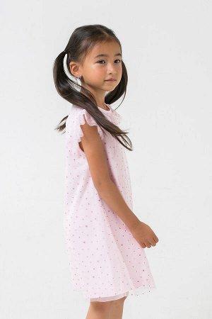 Платье(Весна-Лето)+girls (нежно-розовый)