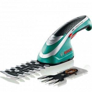 Аккумуляторные ножницы Bosch isio 3 (0600833102), для травы и кустов