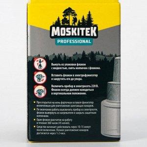 """Дополнительный флакон-жидкость """"Moskitek"""", от комаров и мошек, 45 ночей, флакон, 30 мл"""