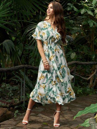 МОДНЫЙ ОСТРОВ ❤ Женская одежда. Весна-лето 2021  — платья — Повседневные платья