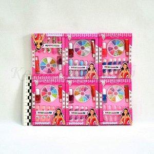 Набор для девочек Маникюр (накладные ногти,лак,звездочки+клей)(№TD0099)