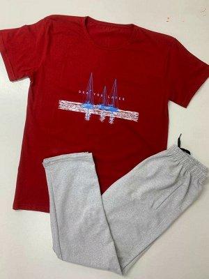 Костюм(футболка и брюки)