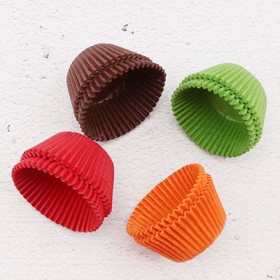 Konditer House. Формы для капкейков и кексов — Упаковка для конфет — Выпечка