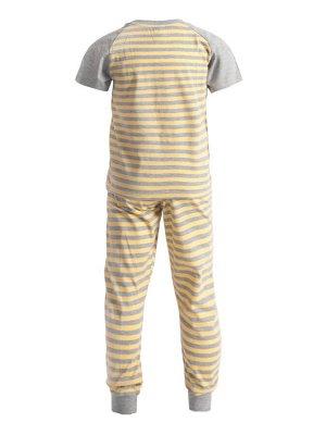 Пижама для девочек арт 11040-5