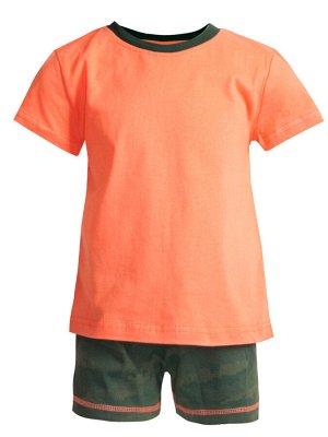 Пижама для девочек арт 11315