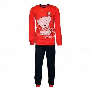 Пижама для девочек арт 11093