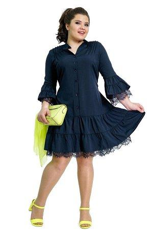 Платье-4608