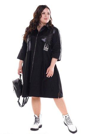 Платье-4675