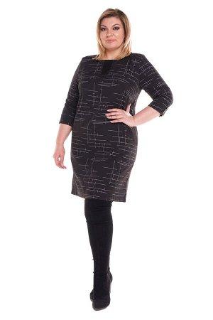 Платье-4656