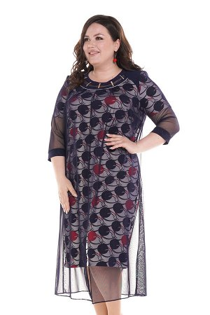 Платье-4632