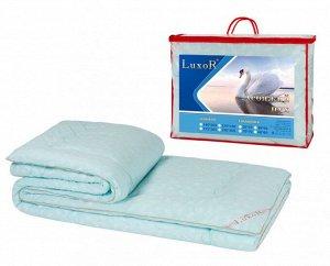 Одеяло Лебяжий Пух Luxor поплин стандартное (300г/м2) 200*215см