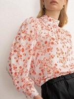 Блуза с принтом B2646/grafic