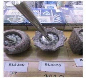 Комплект д/унитаза керамика Арт. BL8370/ 8064-7 /331060 /YW /DVL