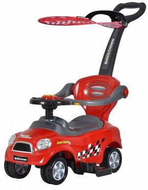 """Машина для катания детей Толокар """"CHILOK BO"""" 321C  (красный)"""