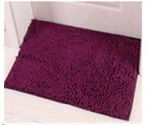 Коврик д/ванной ворс микрофибра 40*60см в асс-те Арт.BM-06 /323317/ CMS