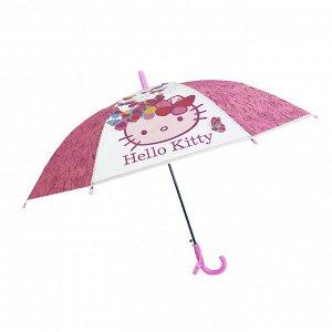 Детский зонт полуавтоматический / 66 см