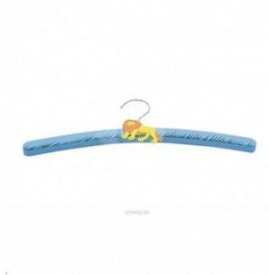 Вешалка детская для одежды 35см дерево микс Арт. SW1-519/CJJYW428-8/478284/ CNSU