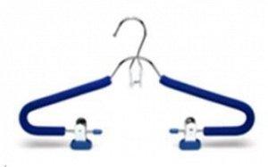 Вешалка для одежды нерж. сталь, ПВХ 40*12см Арт.TL18-01/177742/373589/ YW