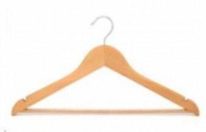Вешалка д/одежды дерево 44см /АртHC8024/402562/YW