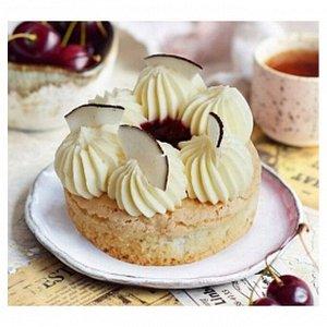 Пирожное Prestige Райское наслаждение кокос с вишней 80/9/720 гр