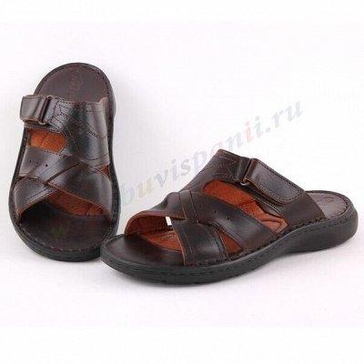 Ваша любимая испанская обувь -14! Удобнее всего 👍  — Мужская летняя обувь: шлепанцы, сандалии — Для мужчин
