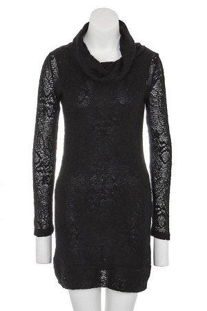Платье QUATTRO, Черный