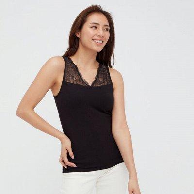 UNIQLO №22 Популярная одежда из Японии!! Рассрочка! — Женские майки, топы — Майки