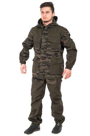 Летний костюм горка 5 (джин т. хаки, 'рип-стоп')
