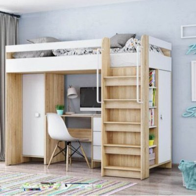 Новая, невероятно стильная мебельная коллекция АРТ — Яркие, удобные  детские кровати и уголки — Детская