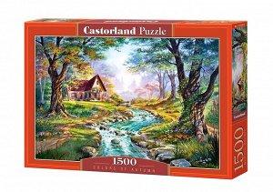 """Castorland. Пазл 1500 арт.C-151547 """"Цвета осени"""""""