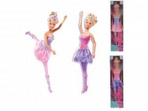 Steffi.5732304 Кукла Штеффи балерина,ассорт., 29 см 12/72