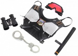 "BeBoy. Набор ""Полиция"" в комплекте 5 предметов (бронежилет и др.), в/п арт.IT100558"