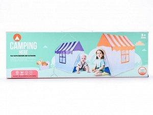 """Детская палатка """"Игровой домик"""" - палатка """"Домик"""" размер 93,5*69,5*103 см. в/к арт.ZY1078103"""