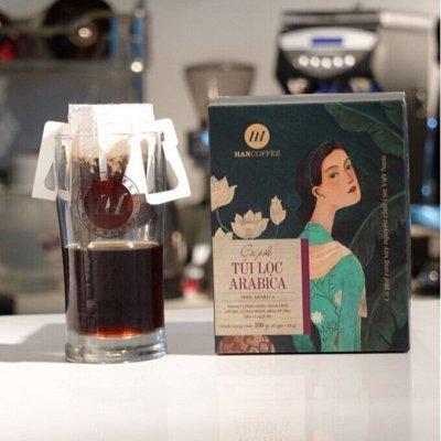 🇻🇳 Свежая партия кофе из Далата, Манго 500 гр. -399р — HANCOFFE- в дрип-пакетах, премиум зерна, растворимый