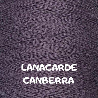 Премиум пряжа для вязания из Италии — Canberra от Lanecardate, меринос экстрафайн