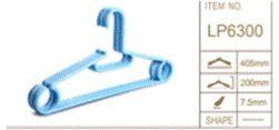 Набор вешалок 40,5см 3шт пластик /Арт-LP6300/331359/LDN