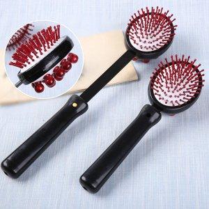 Массажер Массажер для головы с удобной эргономичной ручкой, с гибким дизайном, идеально подходящий для расслабления, снятия стресса и улучшения кровообращения.
